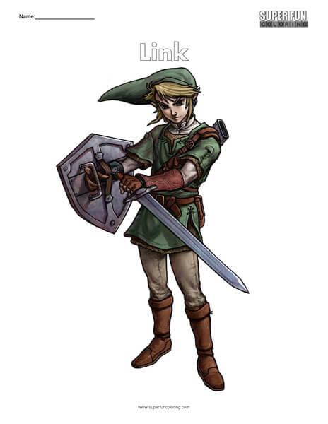 Link- Legend of Zelda