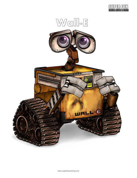 Jennylynnbowtique Wall E Coloring Sheets