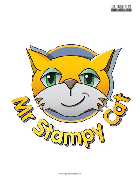 Mr. Stampy Cat