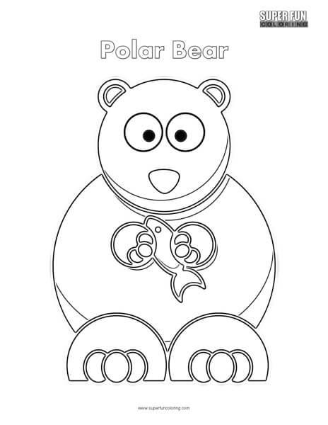 Cartoon Owl Coloring Page