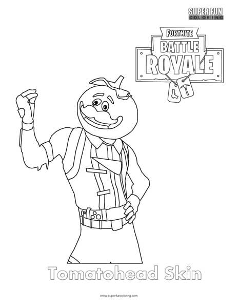 Fortnite Coloring Pages: Here Are Free Printable Pages to Color ... | 600x464