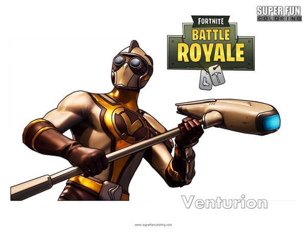 Venturion Skin Fortnite  Page