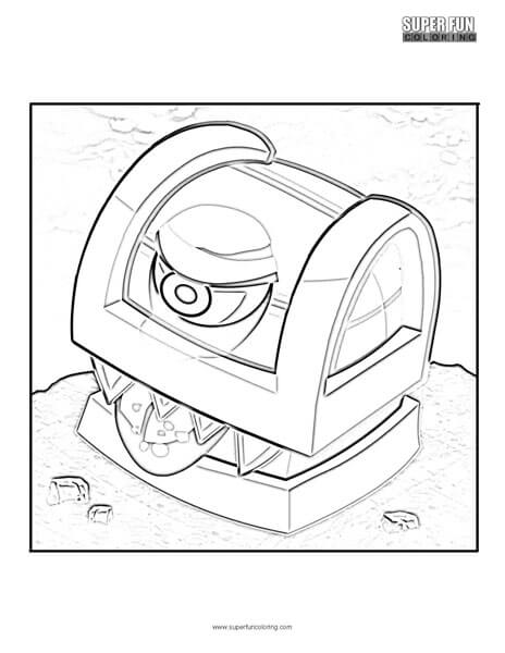App Icon Coloring Pages Super Fun Coloring