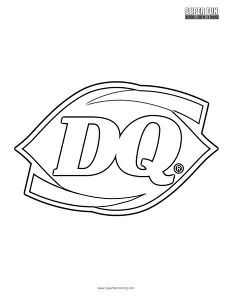 Logo Coloring Pages Super Fun