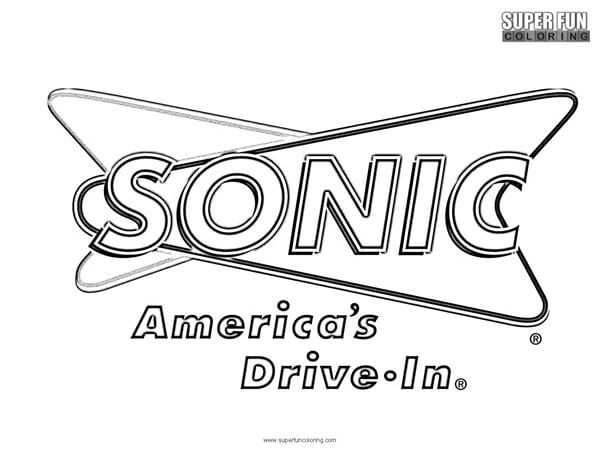 Logo Coloring Pages - Super Fun Coloring