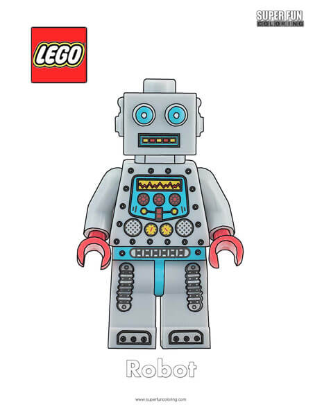 25 Wonderful Lego Movie Coloring Pages For Toddlers | 600x464